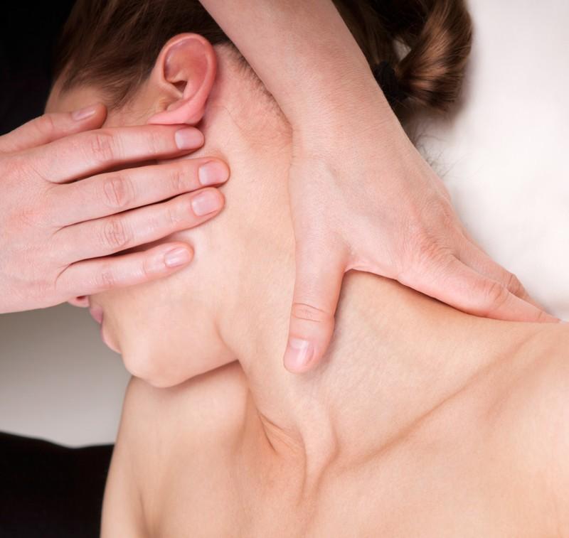 Hoofd- nekpijn